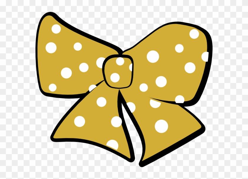 Cheer Bow Clip Art #187532