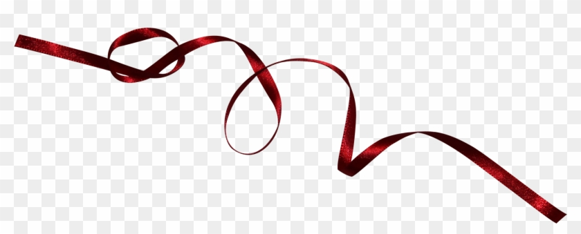 Clip Arts Related To - Red Ribbon Swirl Png #187594
