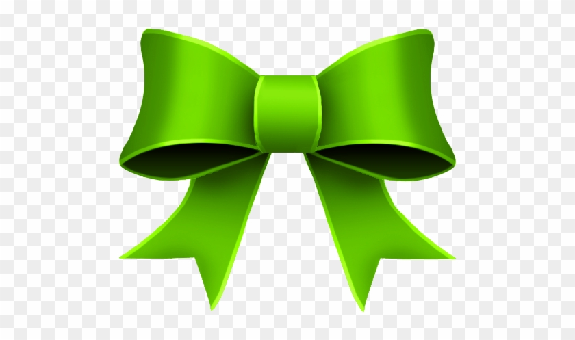 Green Christmas Bow Background Graphics: Christmas Bow Clipart