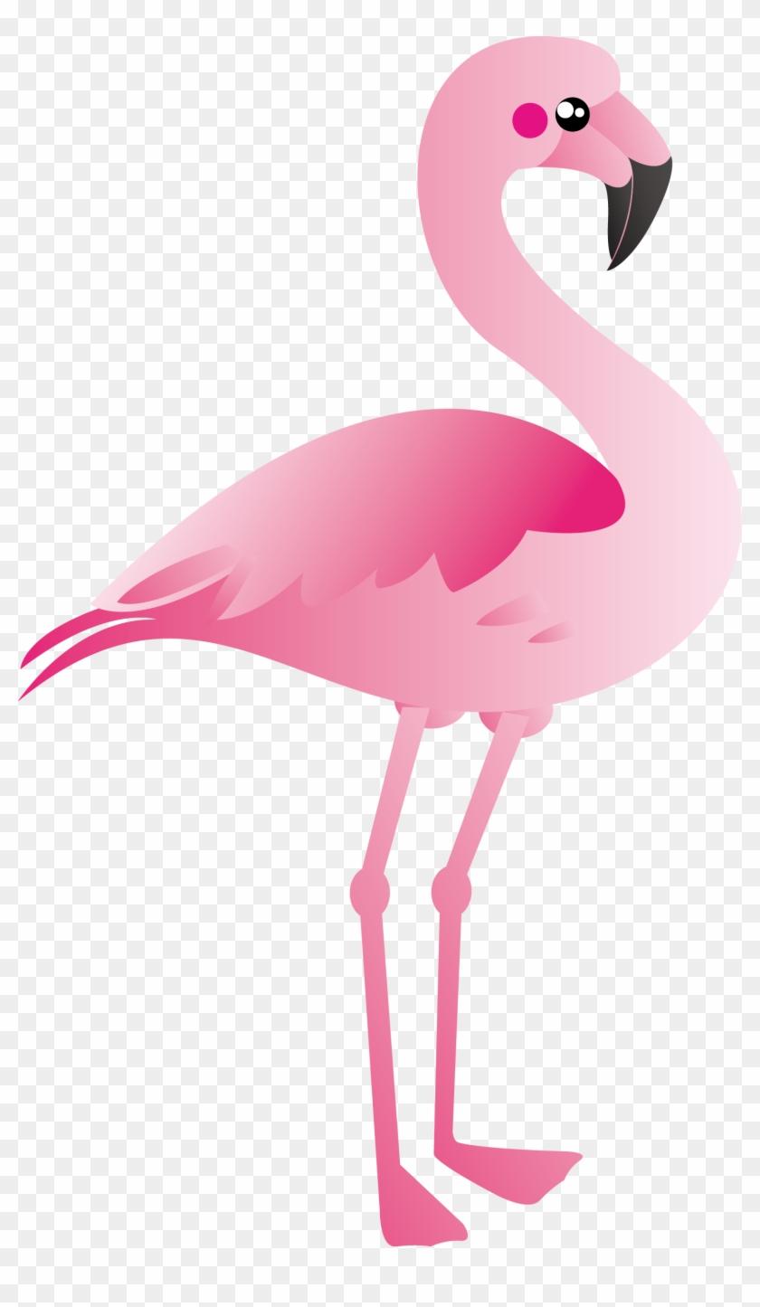 Pink Flamingo Clip Art - Flamingo Clip Art Png #187901