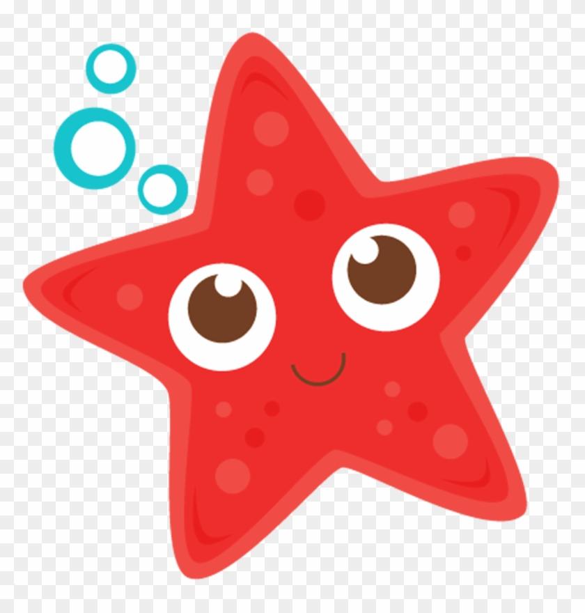 Clipart Sea Star Top 83 Free Image - Cute Starfish Clipart #187976