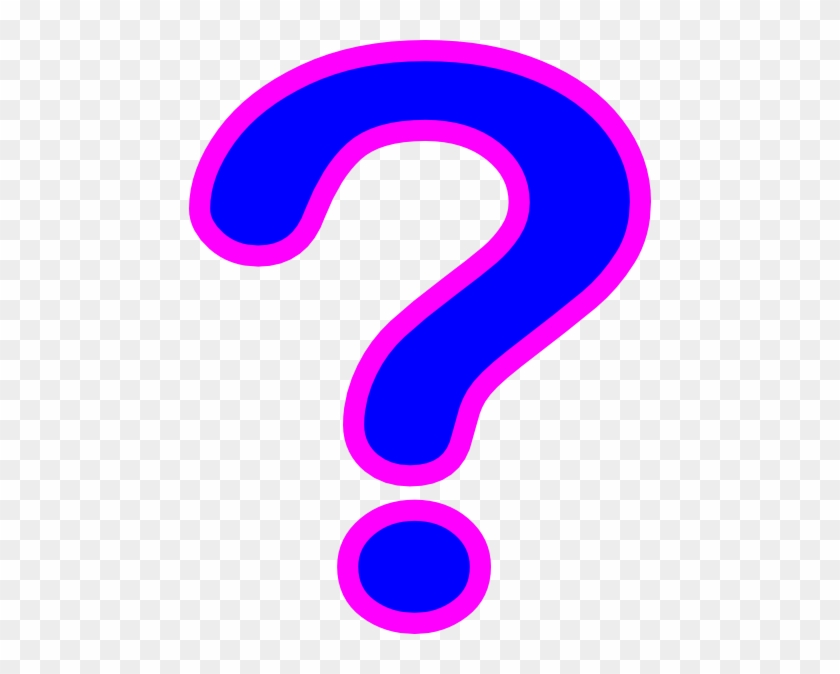 Extraordinary Inspiration Question Mark Clipart Clip - Cartoon Picture Of Question Mark #188581