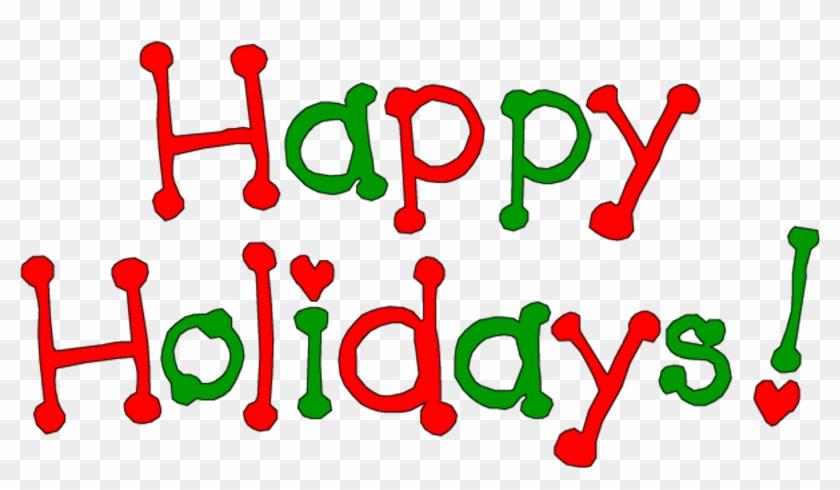 Lovely Photo Of Happy Holidays - Happy Holidays Email Signature #188631