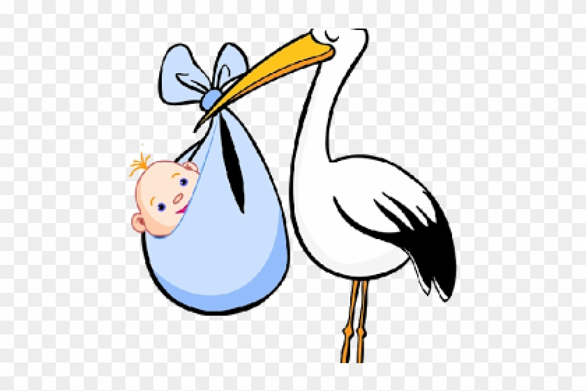 Related Cliparts - Stork Clipart #188654