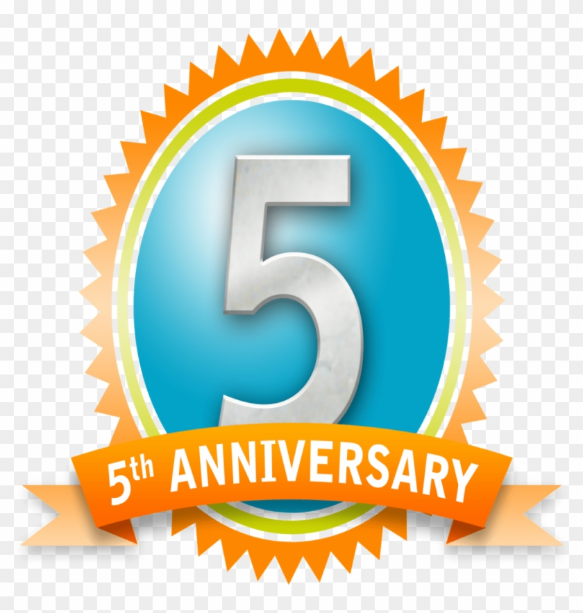Happy Anniversary For Sweet Work Anniversary Emoticons 5th Anniversary Celebration Free Transparent Png Clipart Images Download