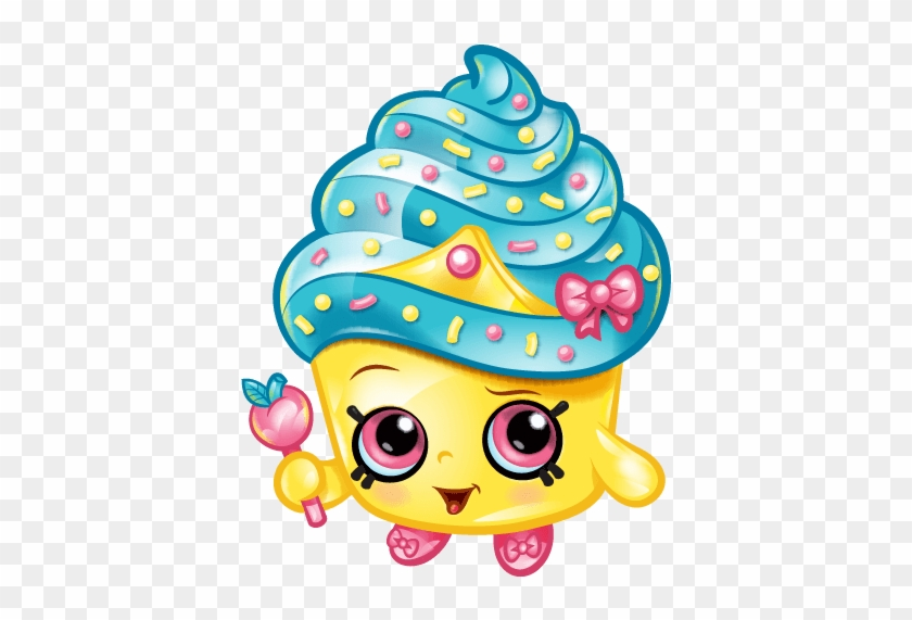 Cupcake Queen Is A Limited Edition Shopkin From Season