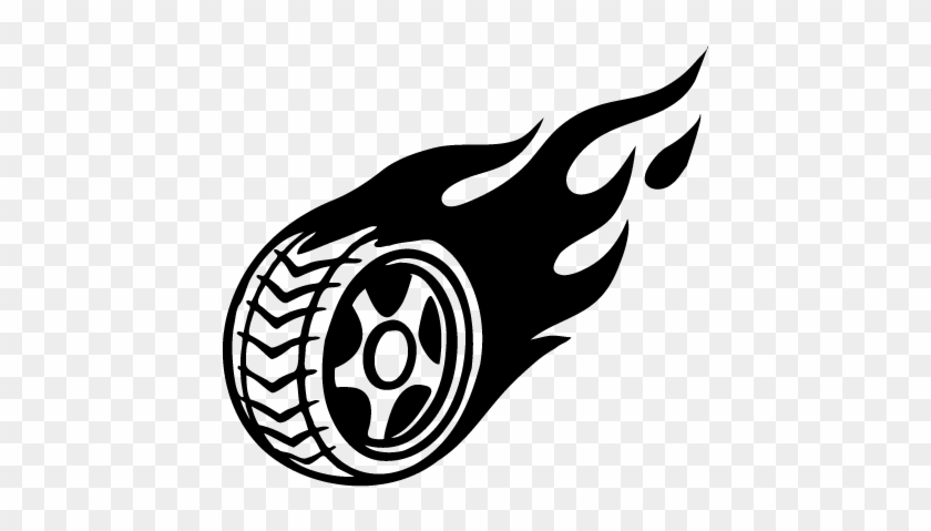 You Must Have An Account And Be Logged In To Be Able - Tire On Fire Logo #189299