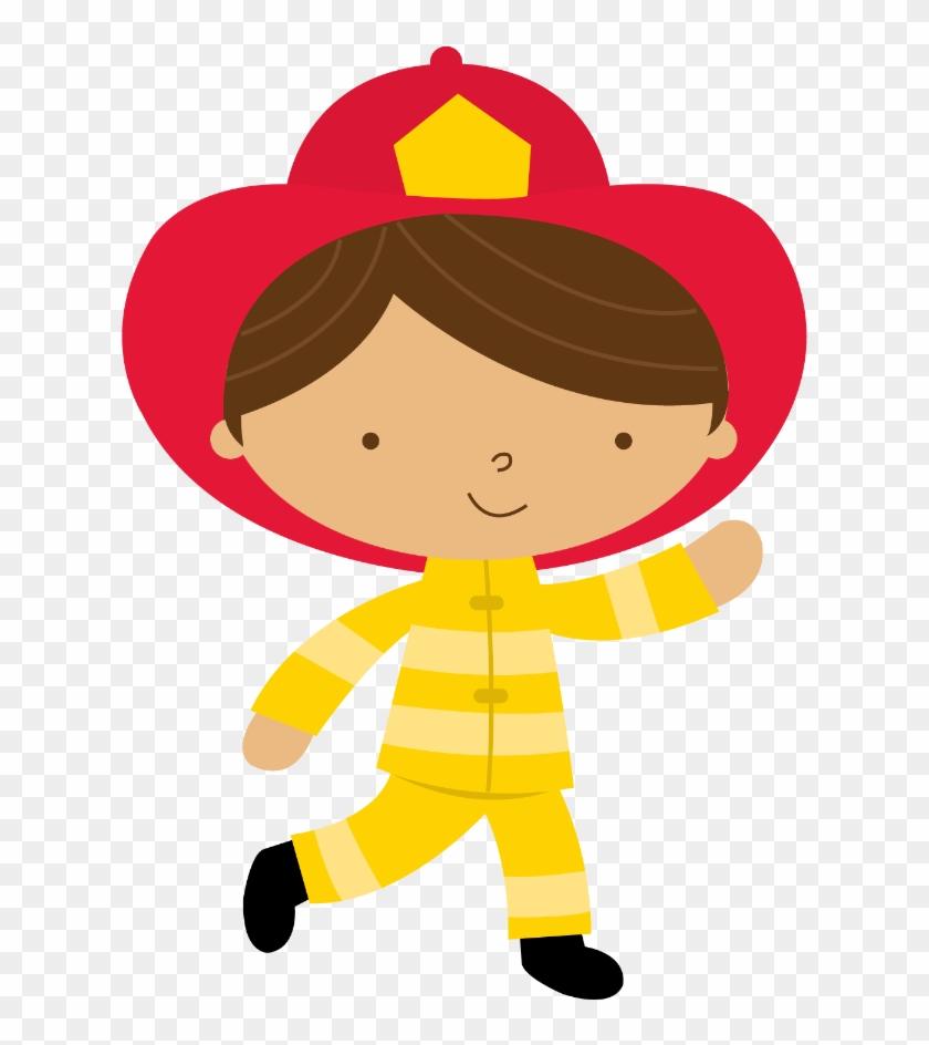 Danielle M - Firefighter #189378