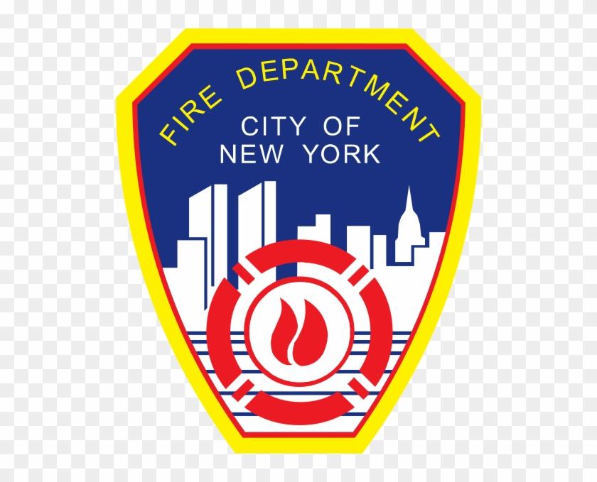 New York City Fire Department Emblem - Fire Department City Of New York #189451