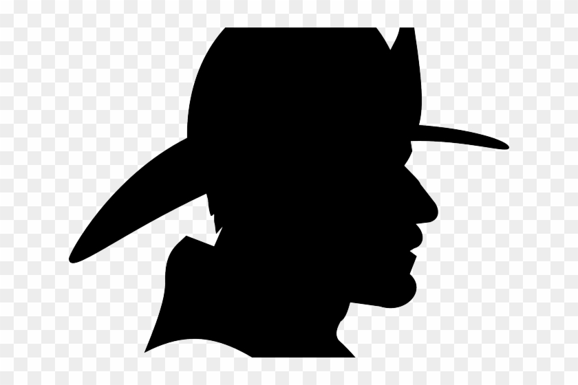 Firefighter Silhouette Cliparts - Put Out Pillow Case #189539
