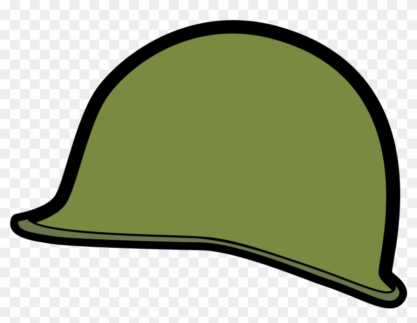 Discover - Military Helmet Clipart Transparent Background #189554