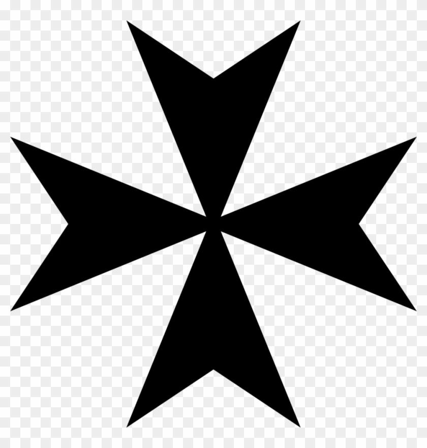 Maltese Clipart - Malta Cross Svg #189623