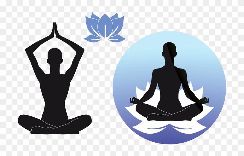 Yoga Lotus Position Stock Photography Clip Art Yoga Free Transparent Png Clipart Images Download