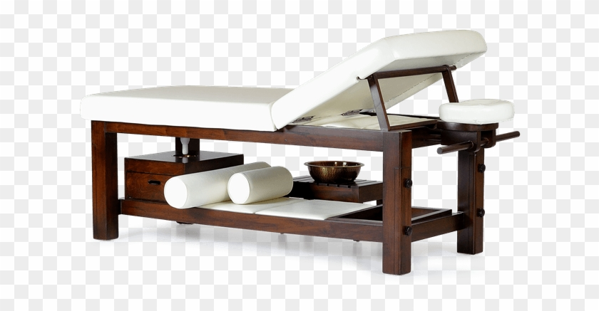 Featured Here The Shirodhara Massage Bed - Picnic Table #1103435