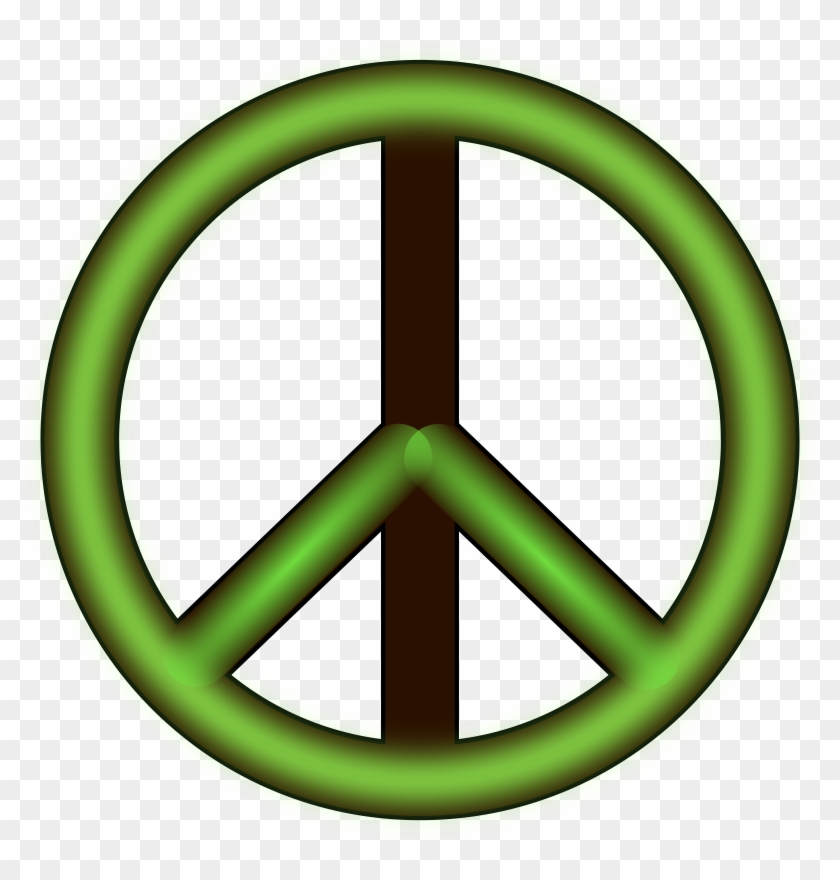Peace Symbol Community College Of The Air Force Free Transparent