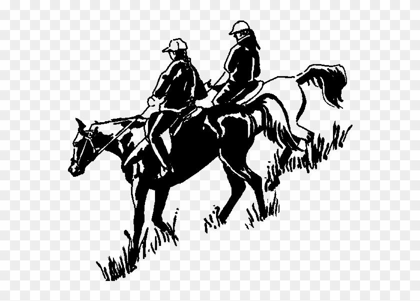 horse rider silhouette clipart free stock photo horse trail riding
