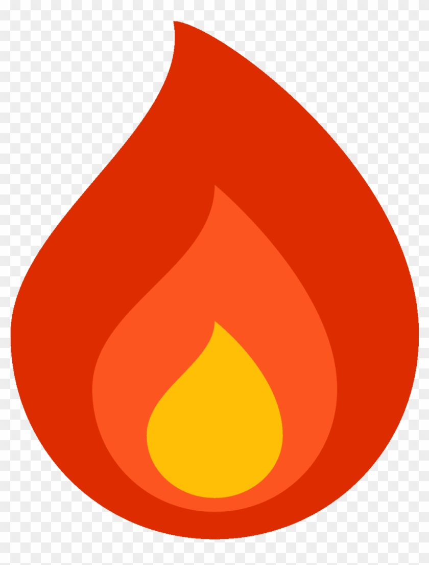 Fire Icon Png For Kids Hot Ico Free Transparent Png