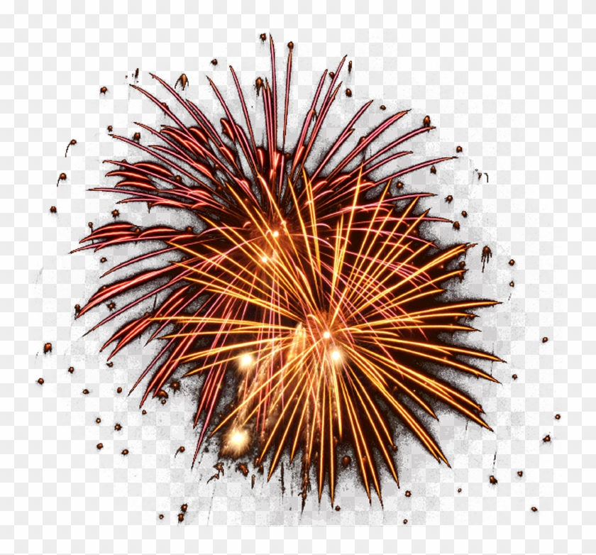 Tnt Fireworks Clipart - Fireworks Png 24 Transparency #1106340