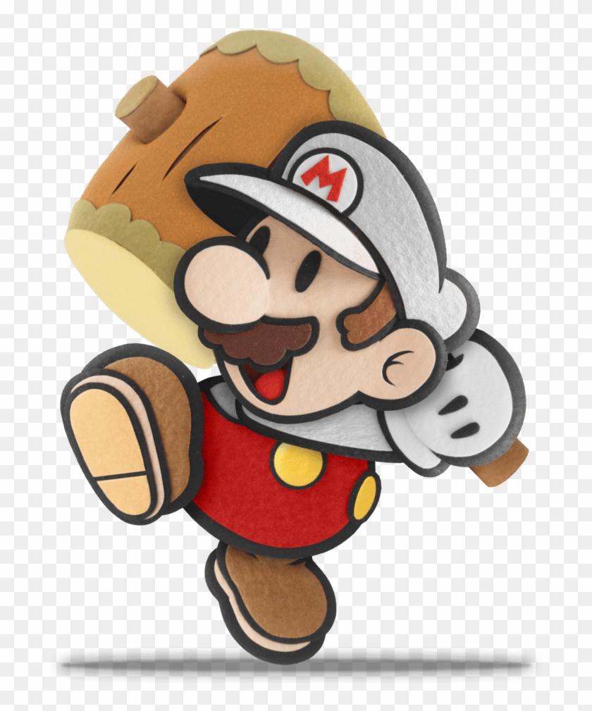 Mario Luigi Paper Jam Paper Mario Free Transparent Png Clipart