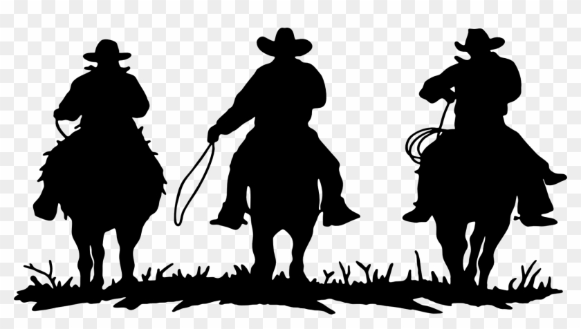 Western Horse Silhouette Images Pictures Cowboy Silhouette Clip