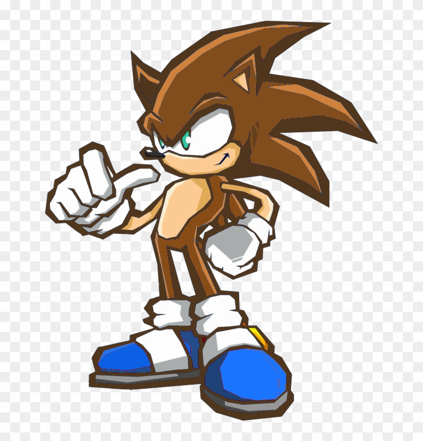 Sonic The Hedgehog Characters Free Transparent Png Clipart Images Download