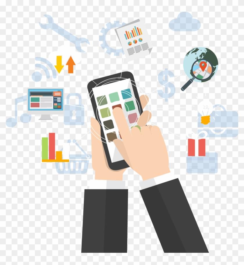 Human Capital Management Midsize Cloud - Imagenes De Ventajas Del Internet #1108040