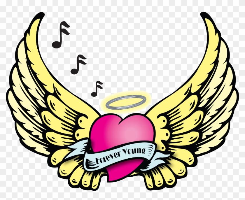 Angel Wings Coloring Pages Free Transparent Png Clipart