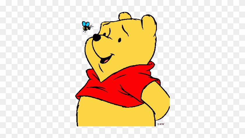 New Bee Cartoon Wallpaper Pooh Bee Avatar Postcard - Winnie The Pooh Coloring Pages #1109161