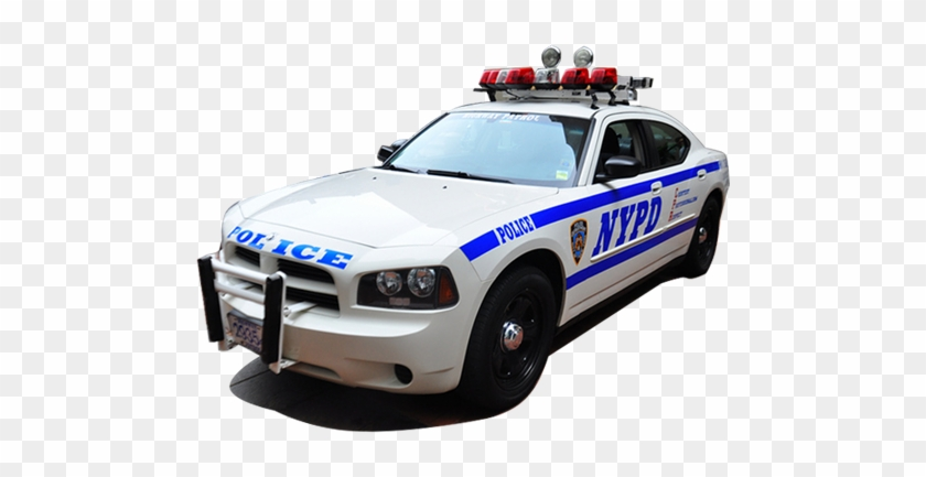 List Of The Most Ticketed Cars In The United States - New York City Police Department Highway Patrol #1109624