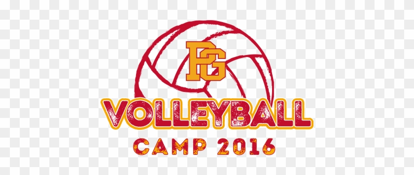 Pacific Grove High School Volleyball Camp T-shirt Design - Volleyball Camp T Shirt #1110459