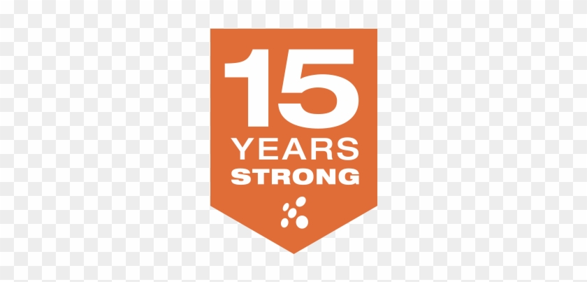 Fifteen Years Strong - Social Media In Graphic Design #1110591