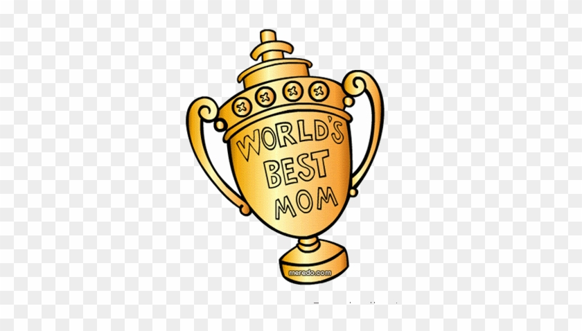 Trophy Clipart Mother - Happy Fathers Day Toppers #1112383