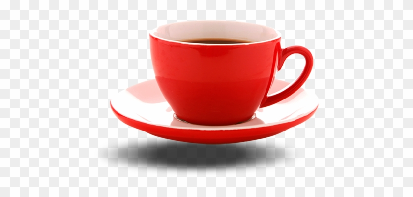 Tea Cup Png Photos - Cafe Cup Png Red #1113317
