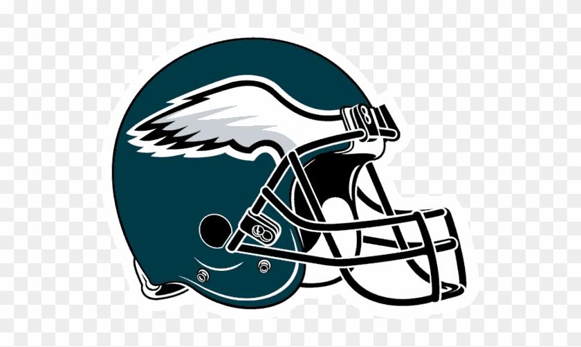 Praying Angel Clip Art Related - Philadelphia Eagles Football Helmet #1113435