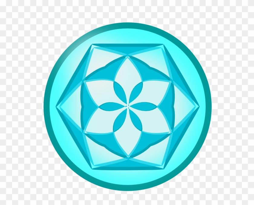 Ice Icon Clip Art At Clker Com Vector Clip Art Online, - Ice Icon #1114390