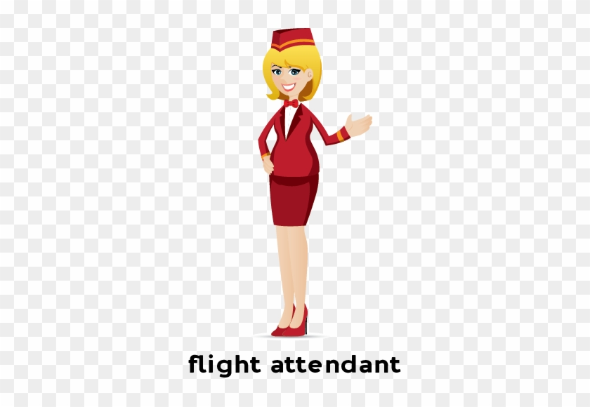 Learn English Flight Attendant Png Png Images Flight Attendants Png Cartoons Free Transparent Png Clipart Images Download