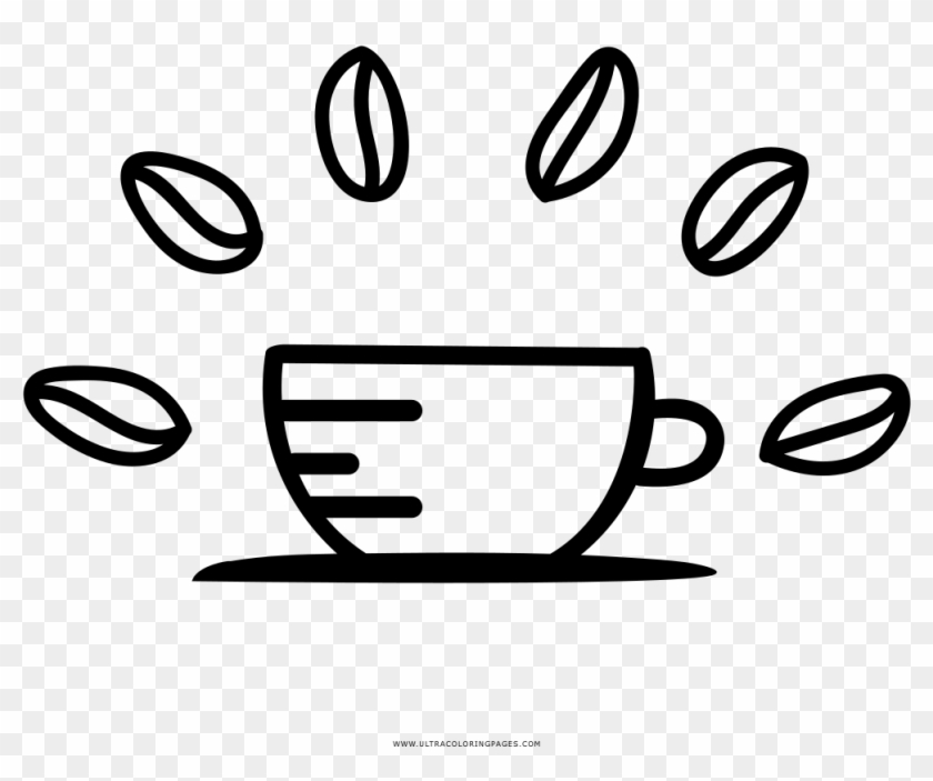 Hot Coffee Coloring Page Ultra Pages Coloring Book Free