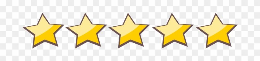 5 5 5 of 5 stars review star icon png free