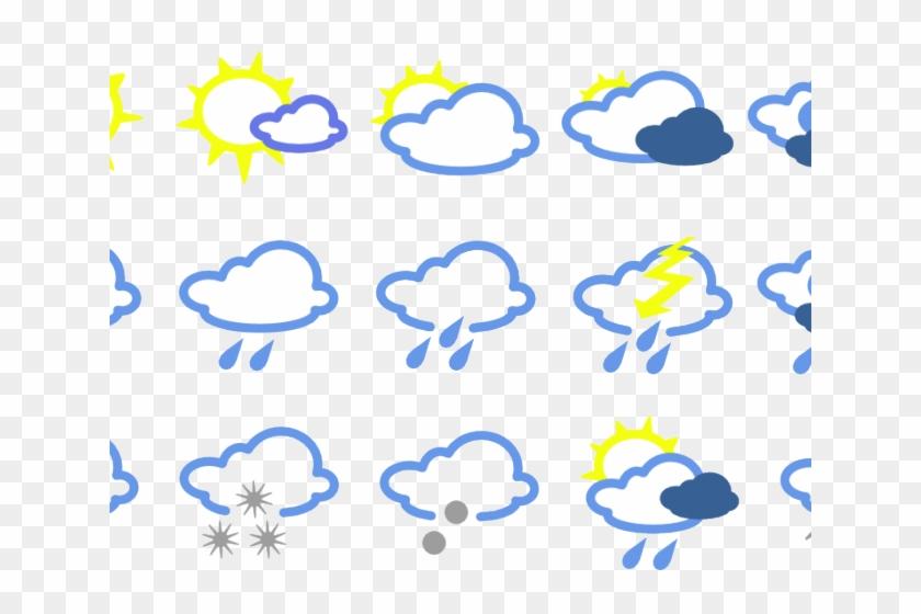 Weather Symbols Pictures Weather Symbols Free Transparent Png
