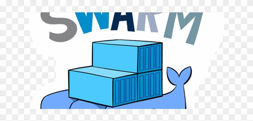 Data Science And Docker Swarm - Docker Swarm Logo - Free Transparent
