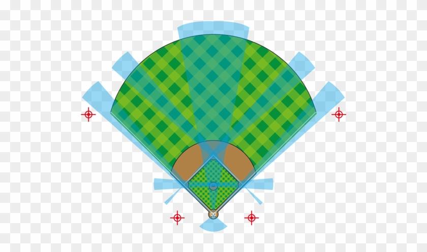 Baseball Field Lighting Design - Next Button Transparent #1117151