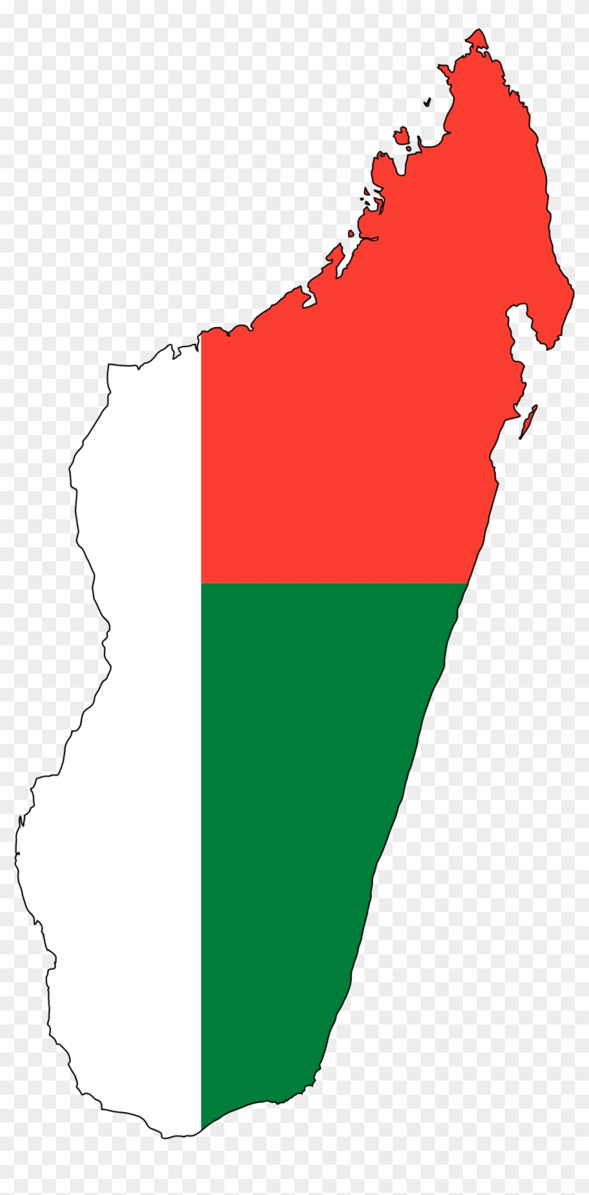 Pin Madagascar Map Africa Flag Capital City Rivers Madagascar