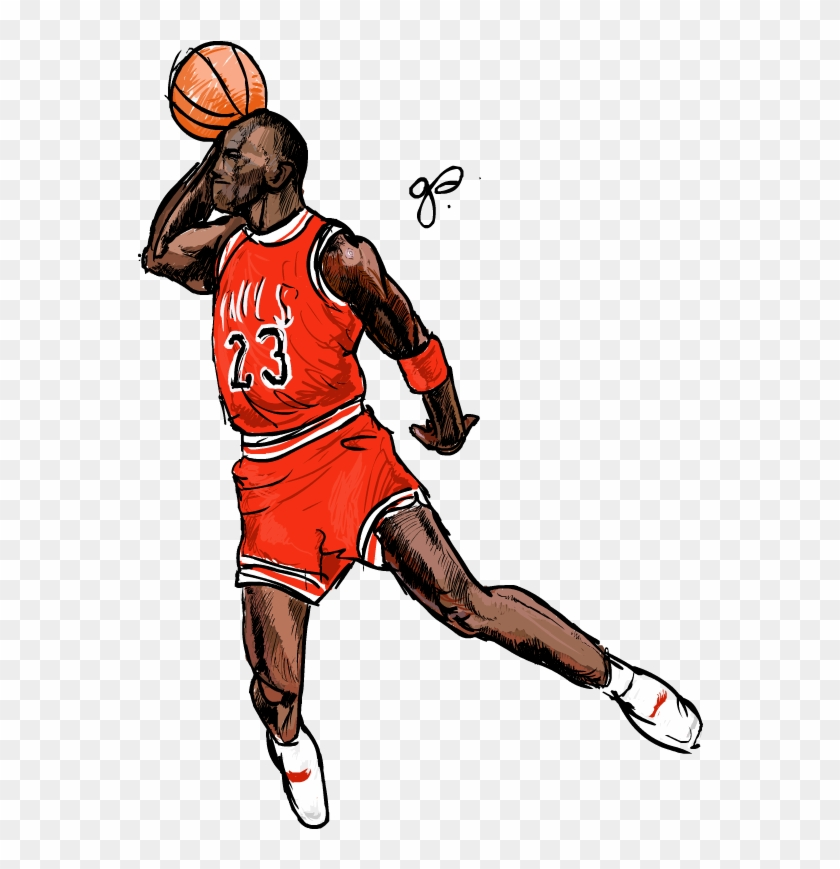 sports shoes 8cfcc c43c1 Michael Jordan By Geereezy - Drawings Of Michael Jordan  1119029
