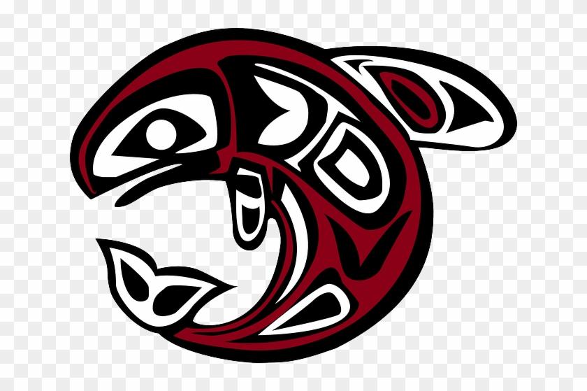 Diagram Symbol Drawing Cartoon Symbols Fish Native American