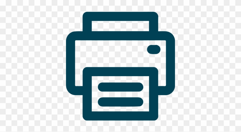 Digital Flatbed And Gerber Edge Printing - Printing Icon - Free