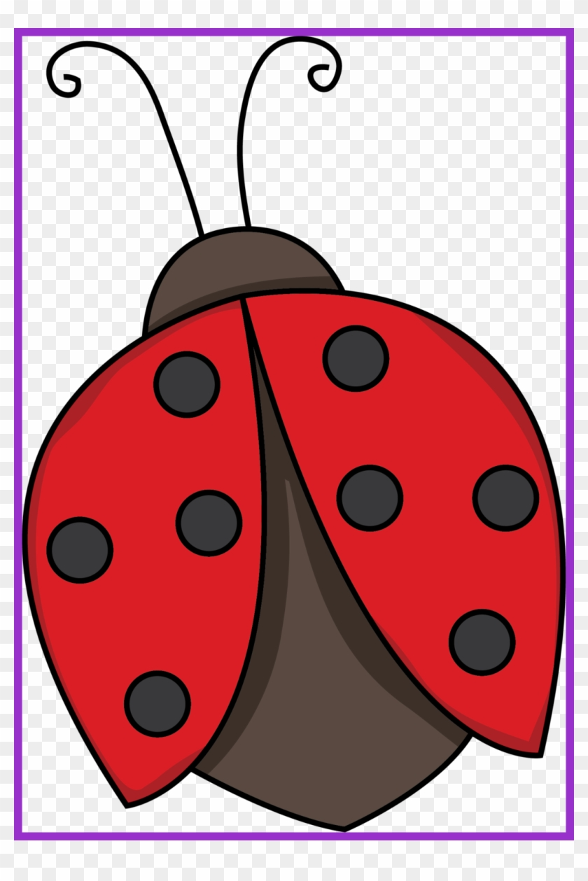 Stunning Flying Ladybug Clipart Black And White Cute - Lady Bug Clip Art Cute #1120171