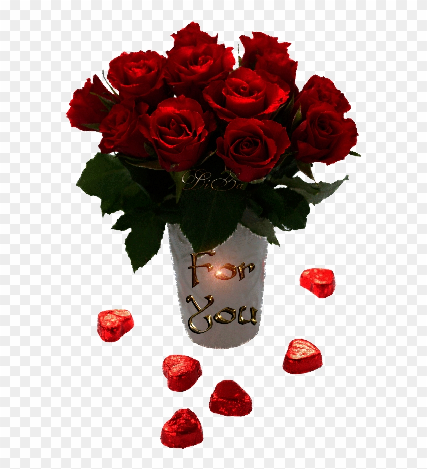 Red Roses For You Love Flowers Animated Roses Red Roses