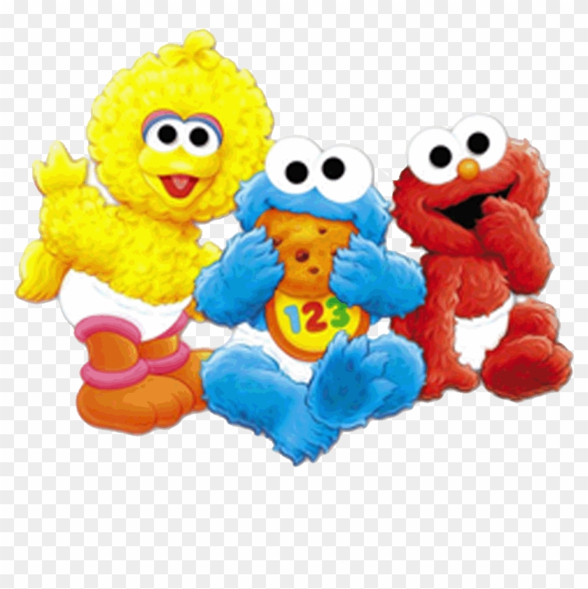 41 Best Sesame Street Clipart Images - Baby Sesame Street Characters