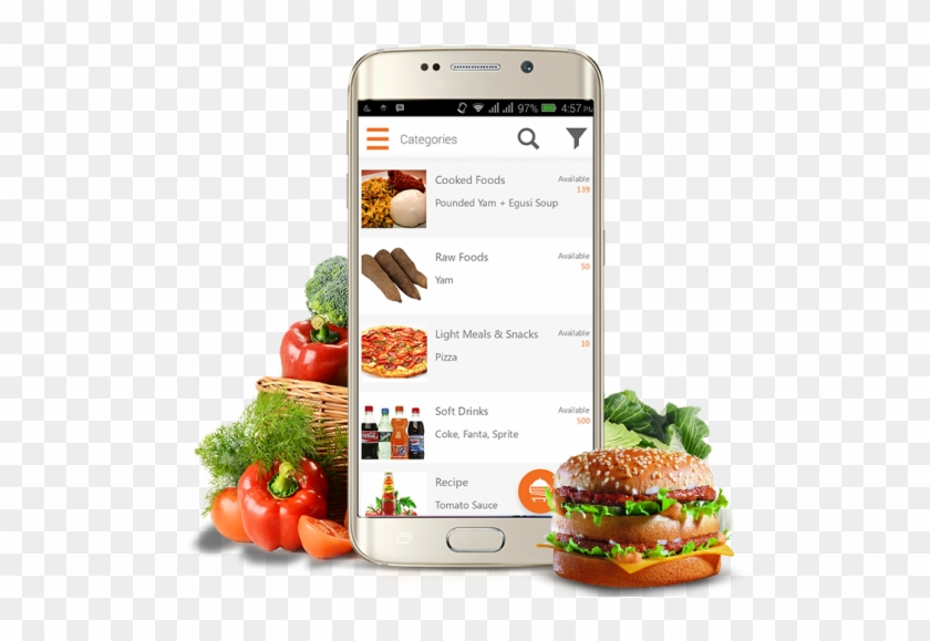 App Like Swiggy, Food Panda And Many More Having This - Food Delivery App Png #1122802