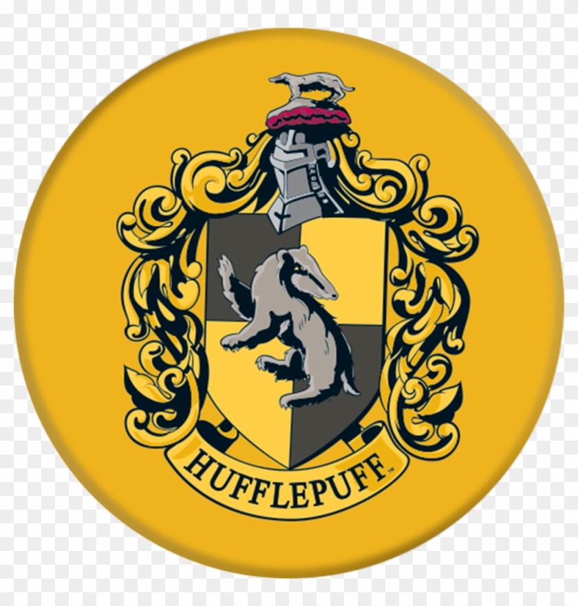 Popsockets Hufflepuff Harry Potter Hufflepuff Crest Free